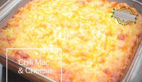 Chili Mac & Cheese - Συνταγή για παρέα...