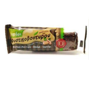 ΚΑΡυΔΙΑΣ Μπάρες με φυστικοβούτυρο χαρούπι & βρώμη 100γρ