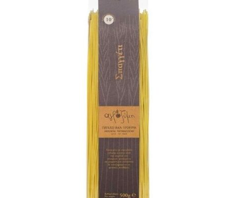 Αγροζύμη Σπαγγέτι 500γρ