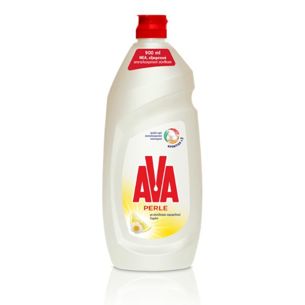 Ava Perle με Χαμομήλι Απορρυπαντικό πιάτων 900ml