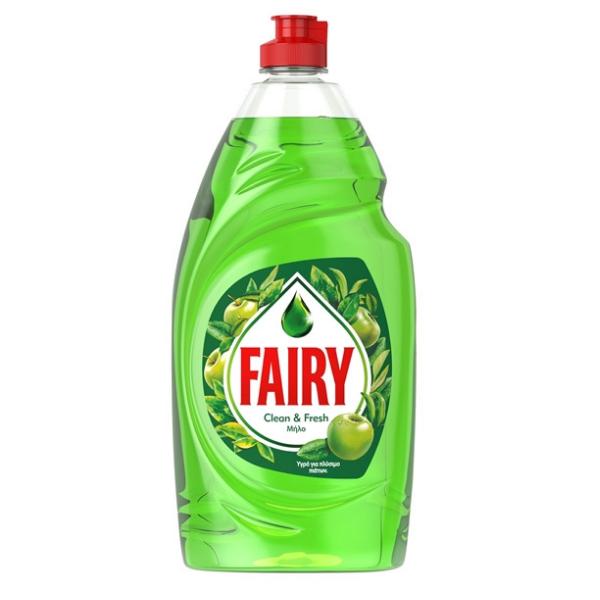 Fairy Clean & Fresh Απορρυπαντικό πιάτων 400ml
