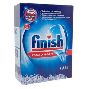 Finish Ειδικό Αλάτι Πλυντηρίου Πιάτων 2.5 Kg