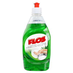 Flos Ultra Απορρυπαντικό πιάτων 430ml