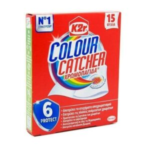 K2R COLOR CATCHER χρωμοπαγίδα 15ΤΕΜ