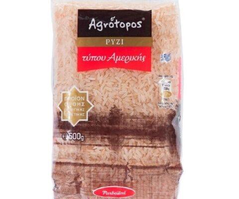 Αγρότοπος Ρύζι Τύπου Αμερικής 500γρ