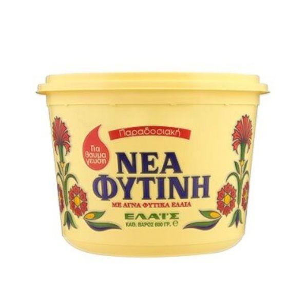 ΕΛΑΪΣ Φυτικό Μαγειρικό Λίπος Νέα Φυτίνη 800γρ