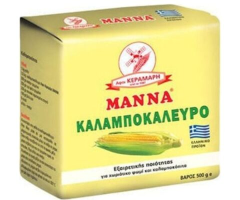 Μάννα Καλαμποκάλευρο 1κιλ