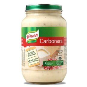 Knorr Σάλτσα Καρμπονάρα 400gr