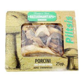 Piltsis Αποξηραμένα Μανιτάρια Porcini 25gr