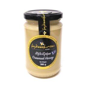 Μελισσόκηπος - Μέλι Κρέμα 380γρ