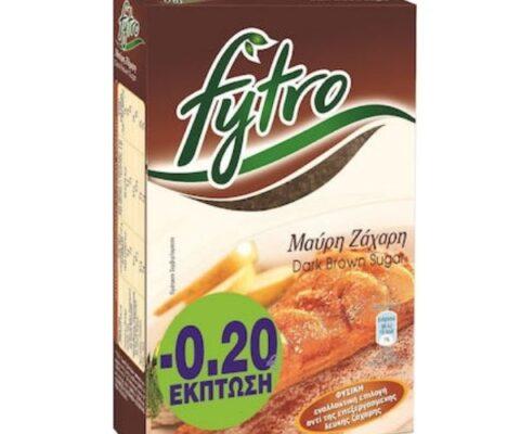 Fytro Μαύρη Ζάχαρη 500gr